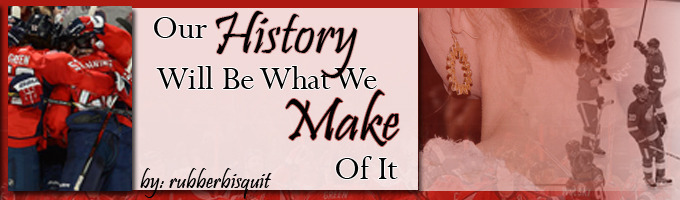 Our History Will Be What We Make Of It
