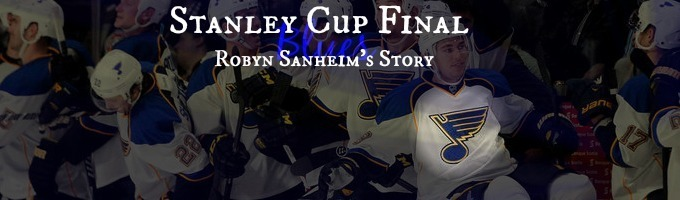 Stanley Cup Final Blues